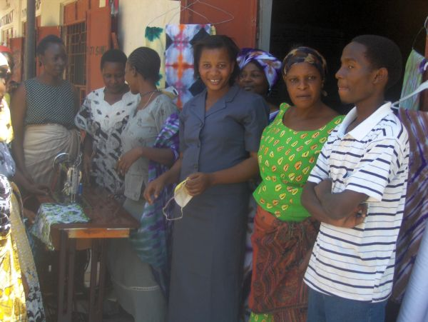 helping-widows-with-aids-in-Tanzania-satisfied-results.
