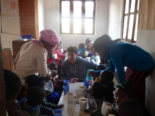 Help Build Classrooms At 'KINDERGARTEN OF JOY'